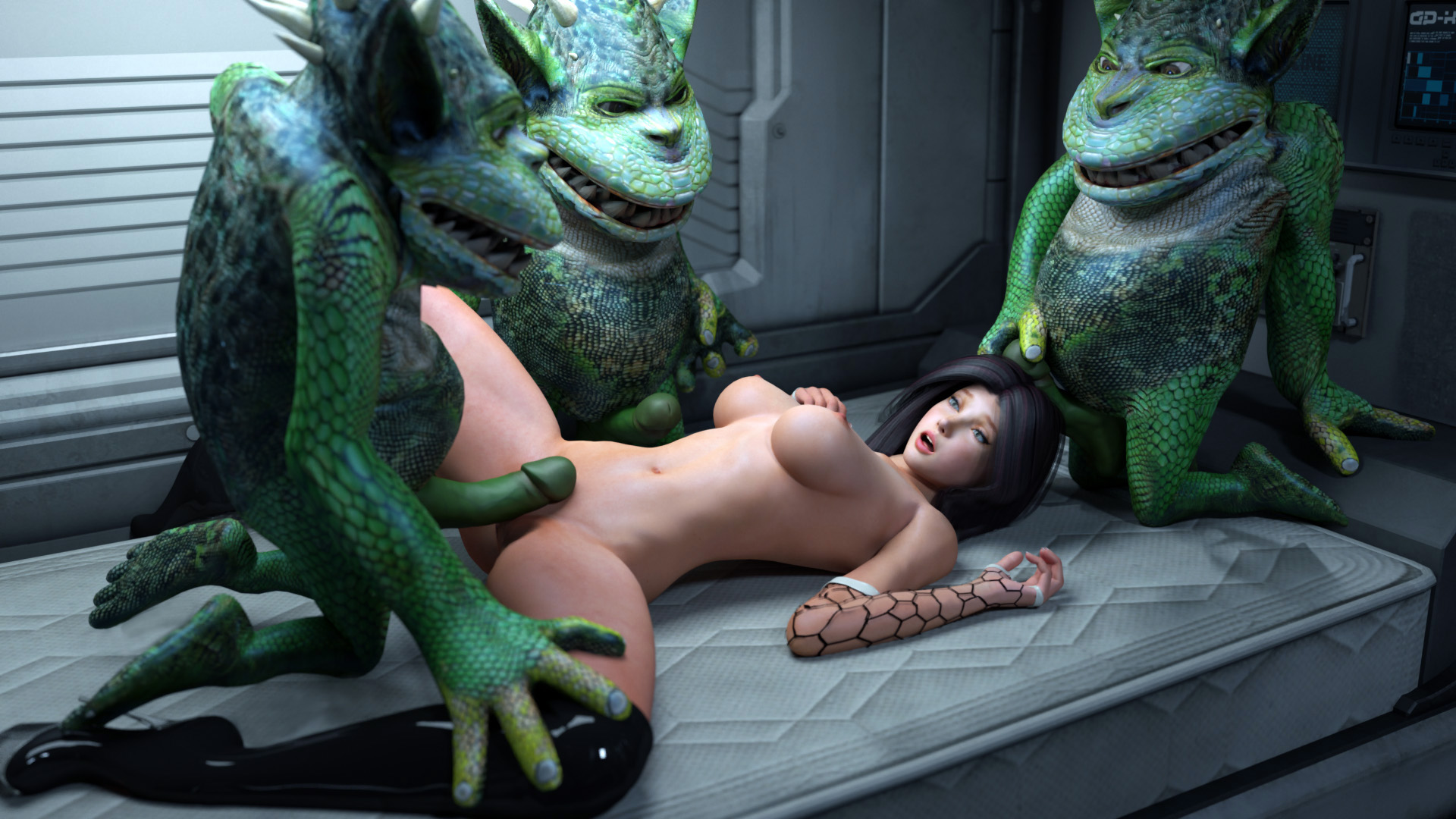 Monsters v s aliens hentias hot sex scene