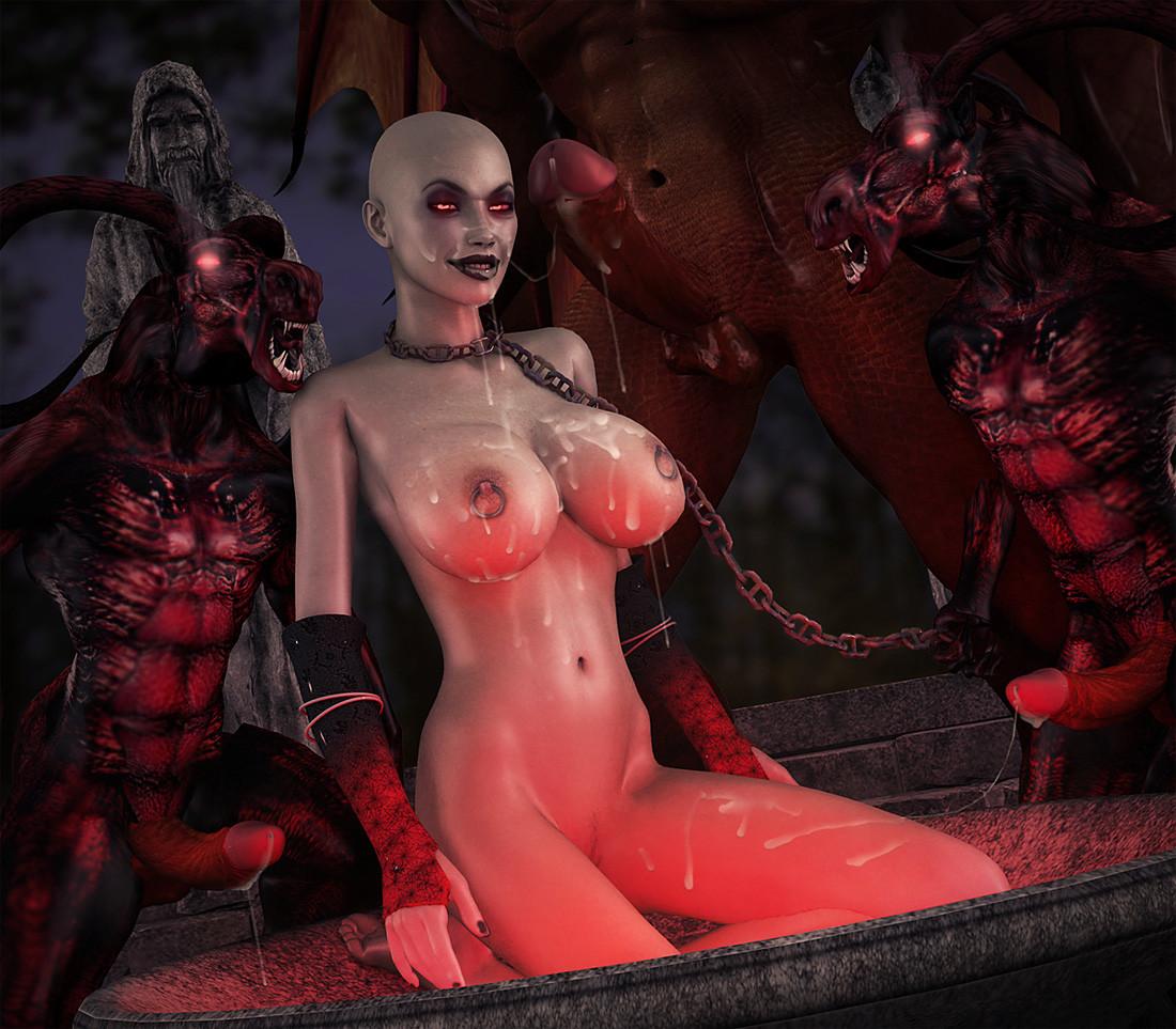 3d sexymonster girls nude scenes