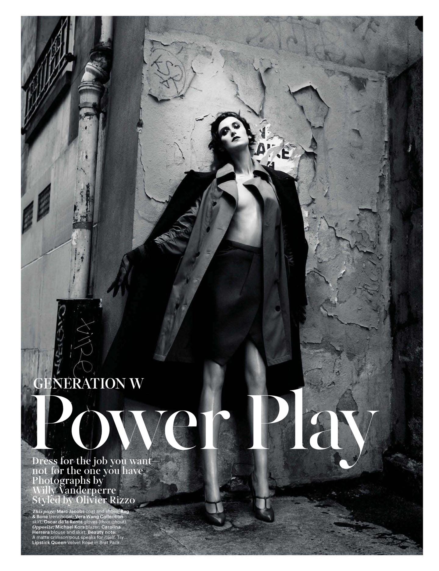 W Magazine 2013 102