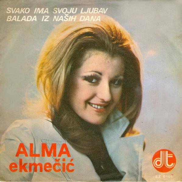 Alma Ekmečić Alma Seks Bomba