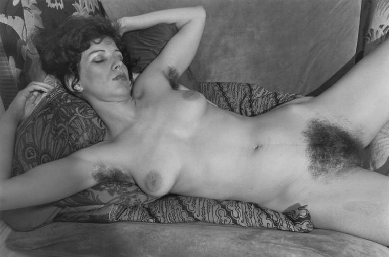 Ретро голые волосатые фото