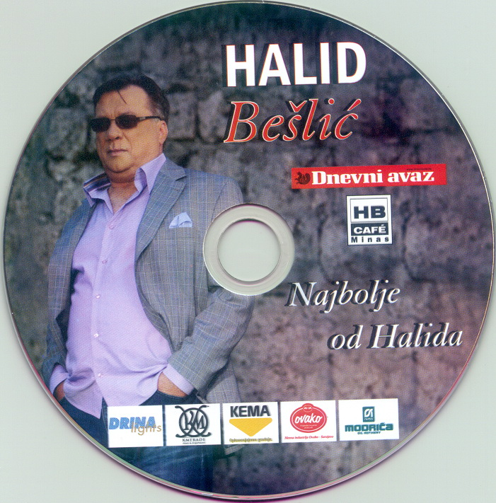 Halid Beslic 2010 2 Najbolje Od Halida CE DE