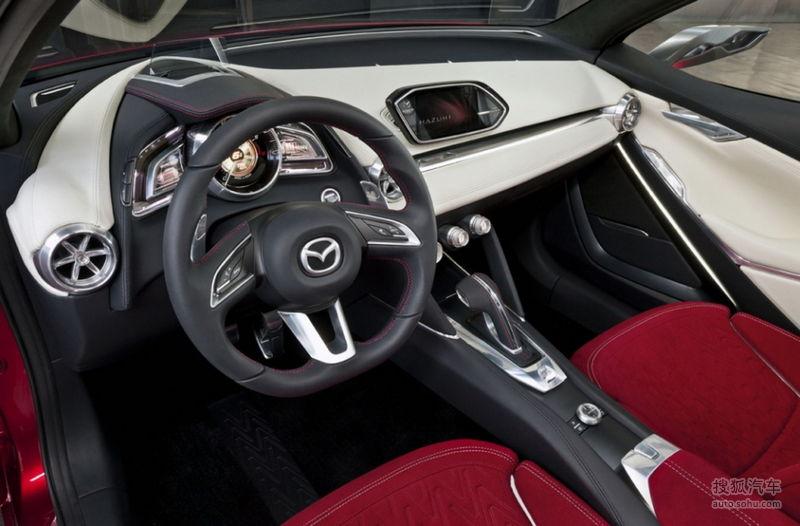 New Mazda Mazumi 1
