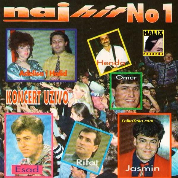 Halix 1994 Naj hit No 1