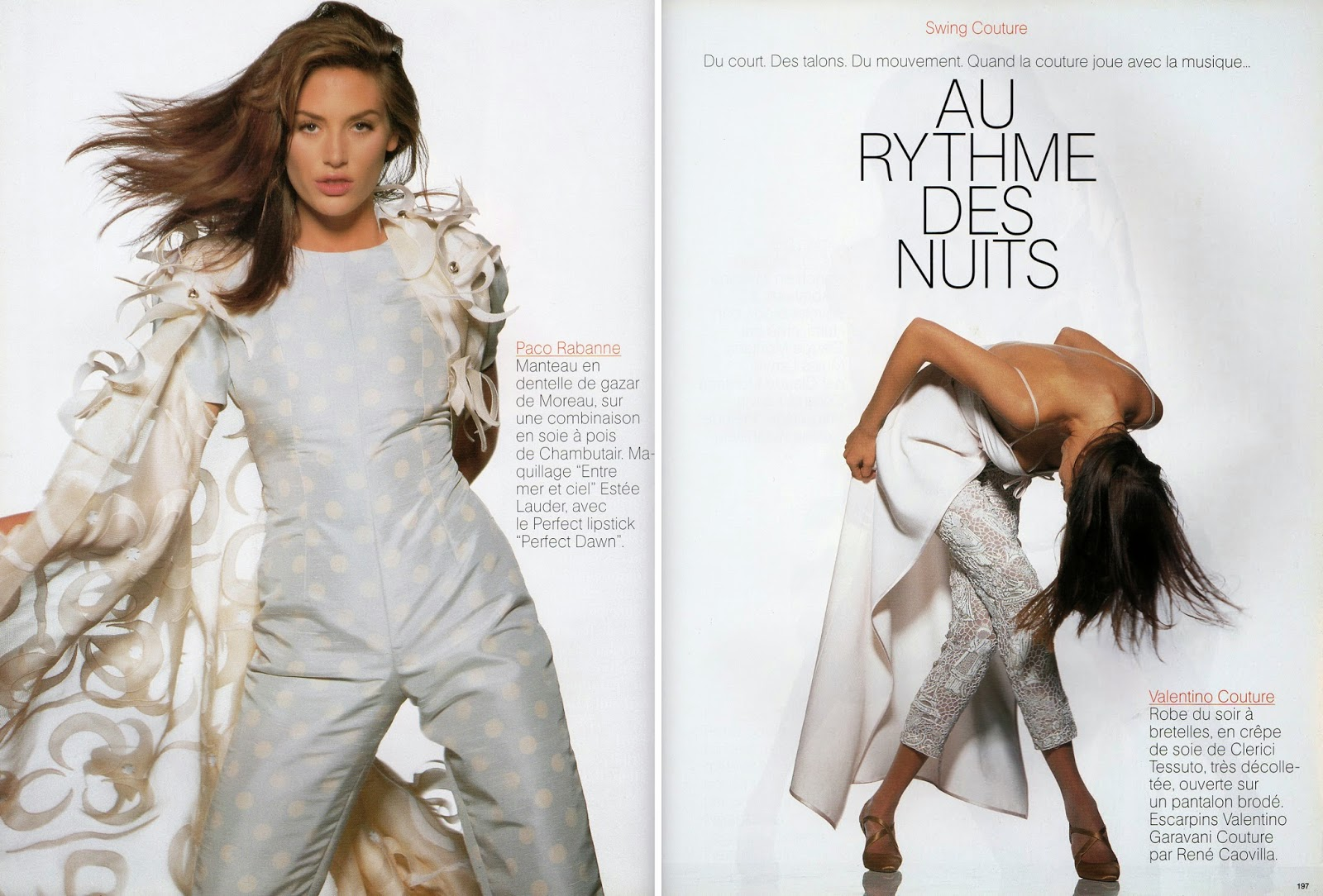 vogue paris march 1992 haute couture 3