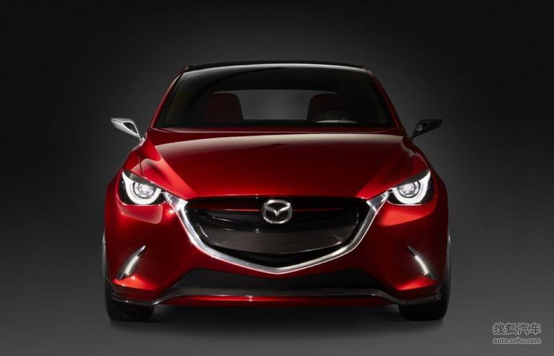 New Mazda Mazumi 5