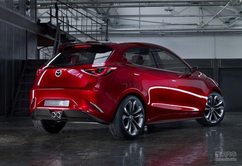 New Mazda Mazumi 4