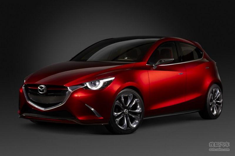 New Mazda Mazumi 3