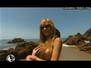 Daniela Cardone nude video damageinc
