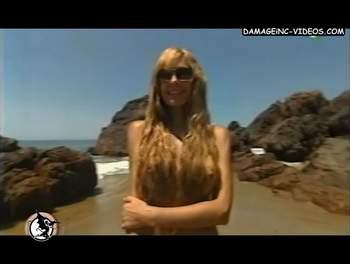 Argentina celebrity Daniela Cardonde naked