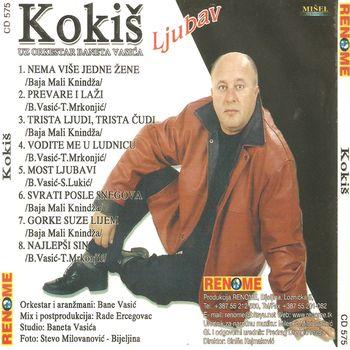 Ljubisa Peric Kokis - Kolekcija 22814347_zadnja