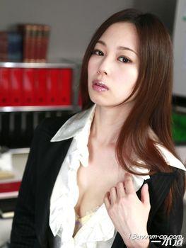 [無碼]最新一本道 020615_023 男性社員誘惑辦公OL女 吉村美關