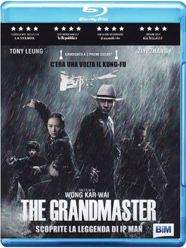 The Grandmaster (2013) (2 Versioni) Video Untouched +1080p RIP  AC3+DTS HD MA ITA CHI Subs DDN