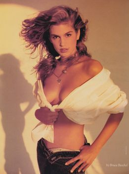 cindy crawford   page 2   the fashion spot