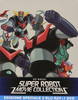 Go Nagai Super Robot Movie Collection (2 Bluray + 1 Dvd) (2012) FULL Bluray AVC  LPCM ITA JAP DDN