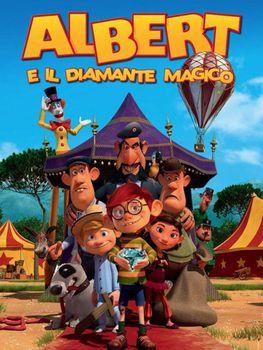 Albert E Il Diamante Magico (2015) DVD5 Copia 1:1 ITA/DAN - DDN